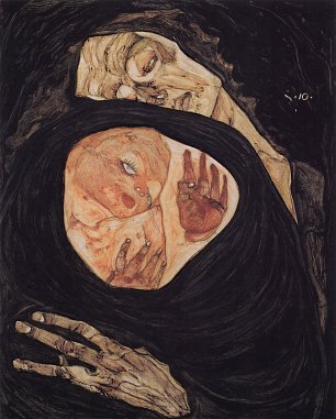 Egon Schiele Tote Mutter Wandbilder