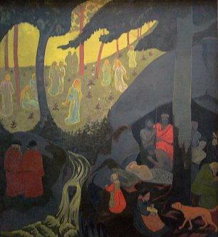 Paul Serusier Celtic Tale Wandbild