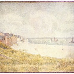 Georges-Seurat-Le-Crotoy
