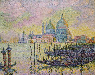 Paul Signac Grand Canal Wandbild