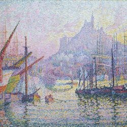 Paul-Signac-Port-de-Marseille