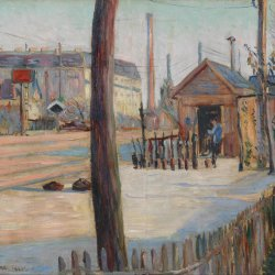 Paul-Signac-Railway-junction-near-Bois-Colombes