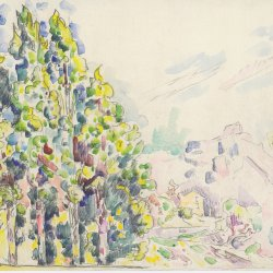 Paul-Signac-Saint-Paul-de-Vence