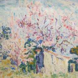 Paul-Signac-Spring-in-Provence