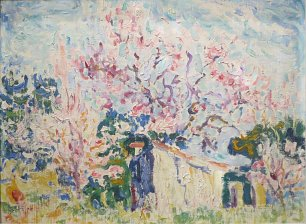 Paul Signac Spring in Provence