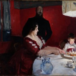 John-Singer-Sargent-The-Birthday-Party