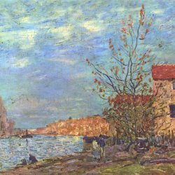 Alfred-Sisley-Der-Loing-bei-Moret