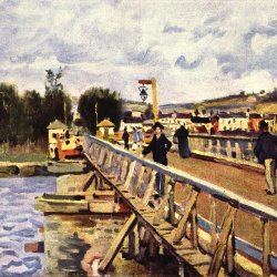 Alfred-Sisley-Steg-in-Argenteuil