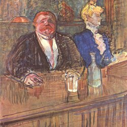 Toulouse-Lautrec-Die-Bar