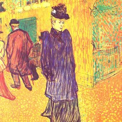Toulouse-Lautrec-Jane-Avril-verlaesst-das-Moulin-Rouge