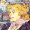 Toulouse-Lautrec-Portrait-der-Miss-Dolly-aus-dem-Star-in-Le-Havre
