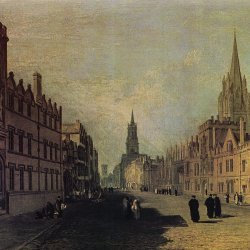 William-Turner-Ansicht-der-High-Street-Oxford