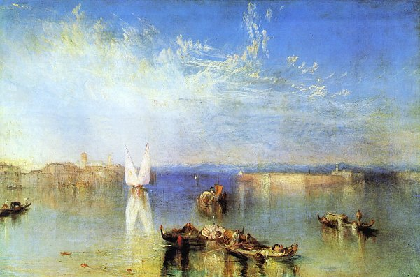 William Turner Campo Santo Venedig