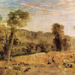William-Turner-Cassiobury-Park-Ernte