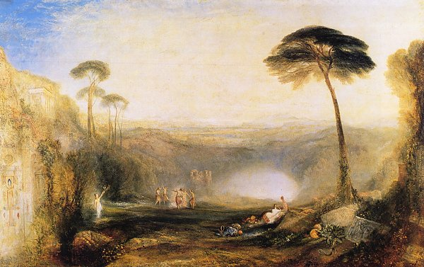 William Turner Der Goldene Zweig