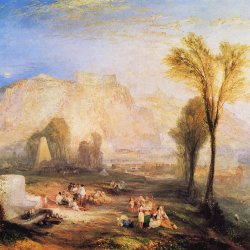 William-Turner-Ehrenbreitstein-und-Gruft-von-Marceau-nach-Byrons-Childe-Harold