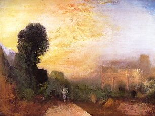William Turner Konstantin Bogen Rom
