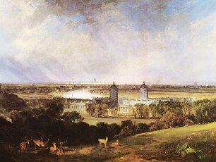 William Turner London Wandbild