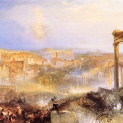 William-Turner-Modernes-Rom-Campo-Vaccino