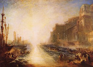 William Turner Regulus Wandbild