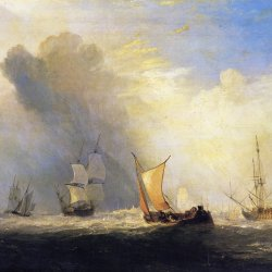 William-Turner-Rotterdam-Faehre