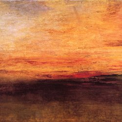 William-Turner-Sonnenuntergang
