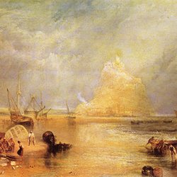 William-Turner-St-Michaels-Mount-Cornwall