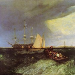 William-Turner-Wachschiff-beim-Great-Nore-Sheerness