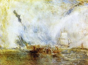 William Turner Walfaenger 1 Wandbild