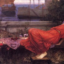 John-William-Waterhouse-Ariadne