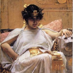 John-William-Waterhouse-Cleopatra
