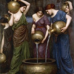John-William-Waterhouse-Danaides
