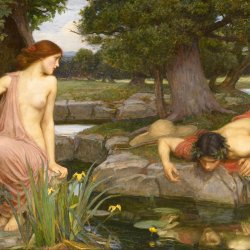 John-William-Waterhouse-Echo-and-Narcissus