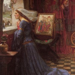 John-William-Waterhouse-Fair-Rosamund