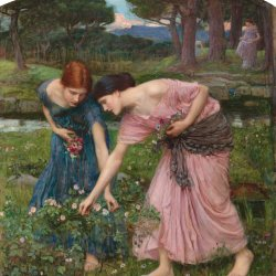 John-William-Waterhouse-Gather-ye-rosebuds-while-ye-may