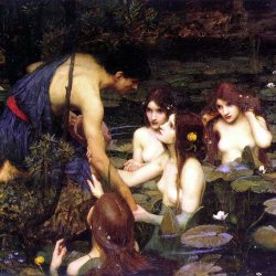 John-William-Waterhouse-Hylas-and-the-Nymphs