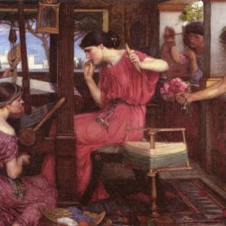 John-William-Waterhouse-Penelope-and-the-suitors