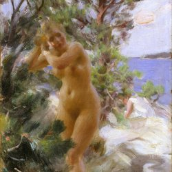Anders-Zorn-After-the-Bath