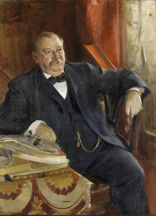 Anders Zorn Grover Cleveland