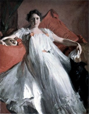 Anders Zorn Mme Ashley
