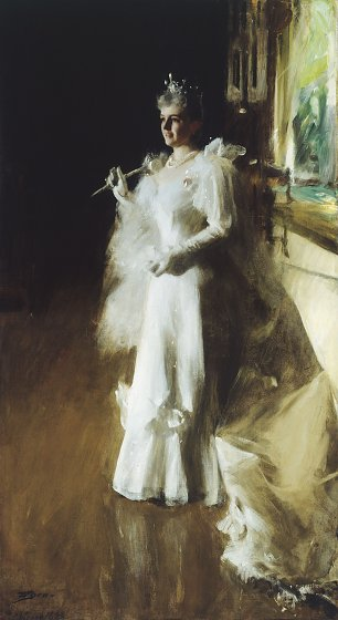 Anders Zorn Mrs. Potter Palmer