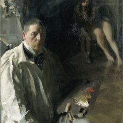Anders-Zorn-Self-Portrait-with-Model