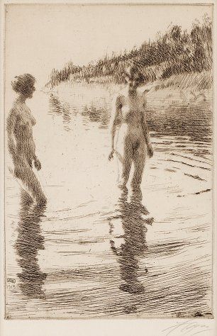 Anders Zorn Shallow