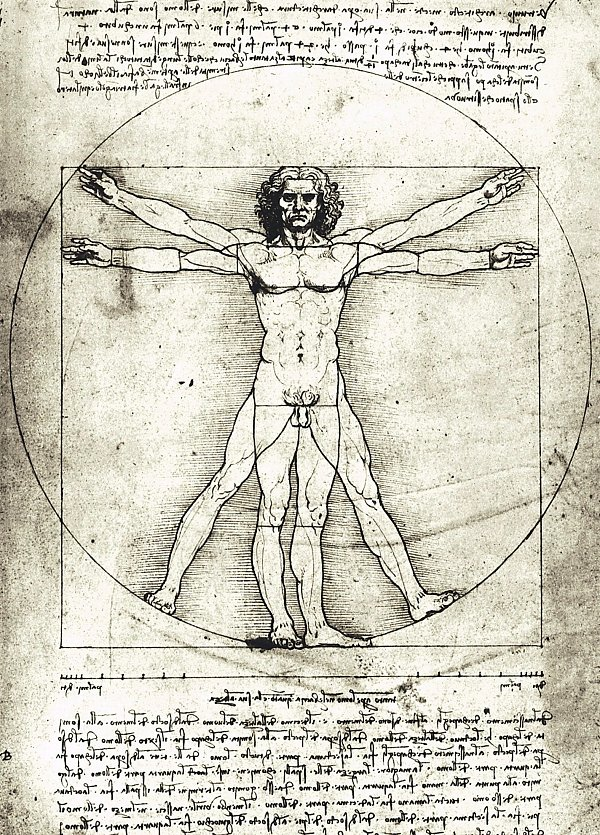 NEU: Leonardo da Vinci Bilder auf Leinwand, Acrylglas oder ...