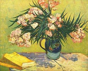 Vincent van Gogh Stillleben mit Oleander Wandbilder