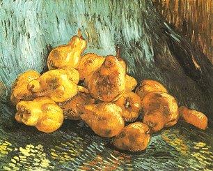 Vincent van Gogh Stillleben mit Quitten Wandbilder