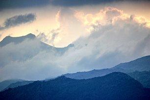 Berge Wandbilder