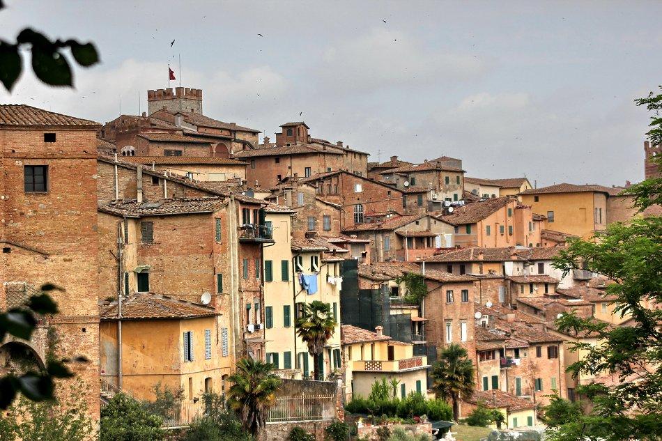 Häuser Italien häuser wandbilder auf leinwand acrylglas kunstdruck im