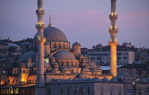 Groesse Moschee in Istanbul