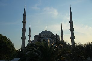 Moschee des Sultan Ahmed